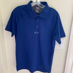 Oakley men's Size Small Golf Shirt